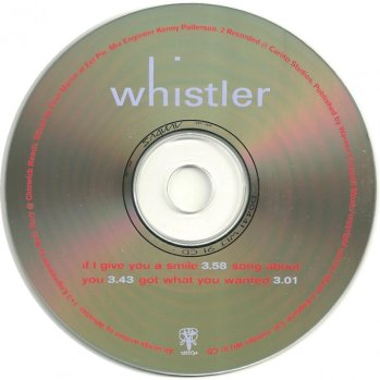 whistler-got-what-you-wanted-1998-cs